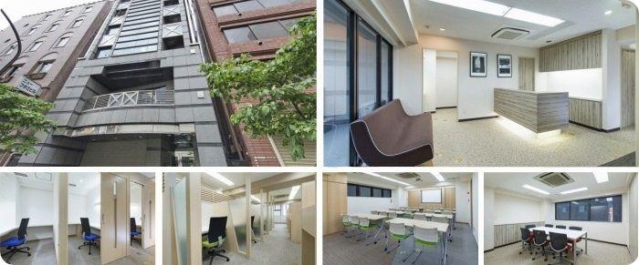 【新宿】新宿3丁目駅徒歩1分。完全個室の商談室あり!