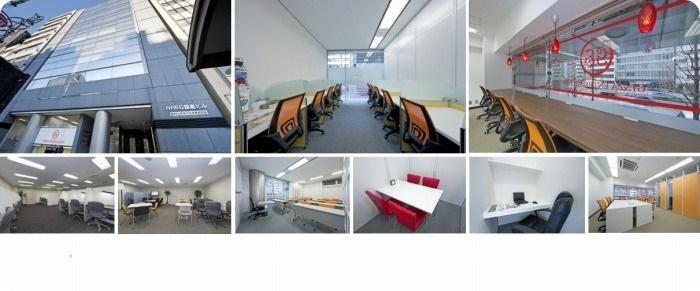 『銀座』事務所でビジネスが加速 東銀座2分、銀座駅5分