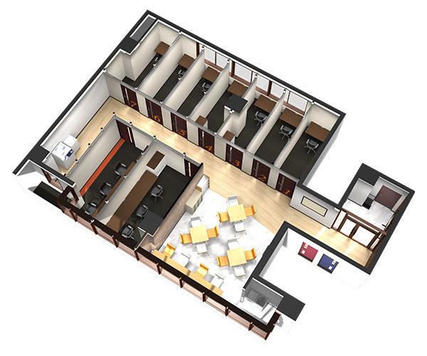 築地ファーストビル6階